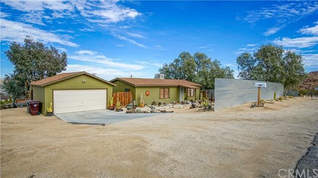 Closed | 61774 Alta Vista Drive Joshua Tree, CA 92252 1