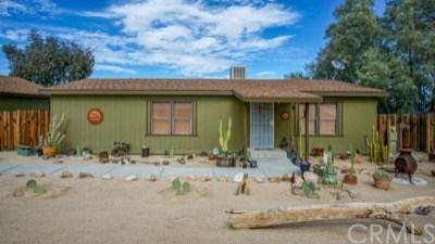 Closed | 61774 Alta Vista Drive Joshua Tree, CA 92252 6