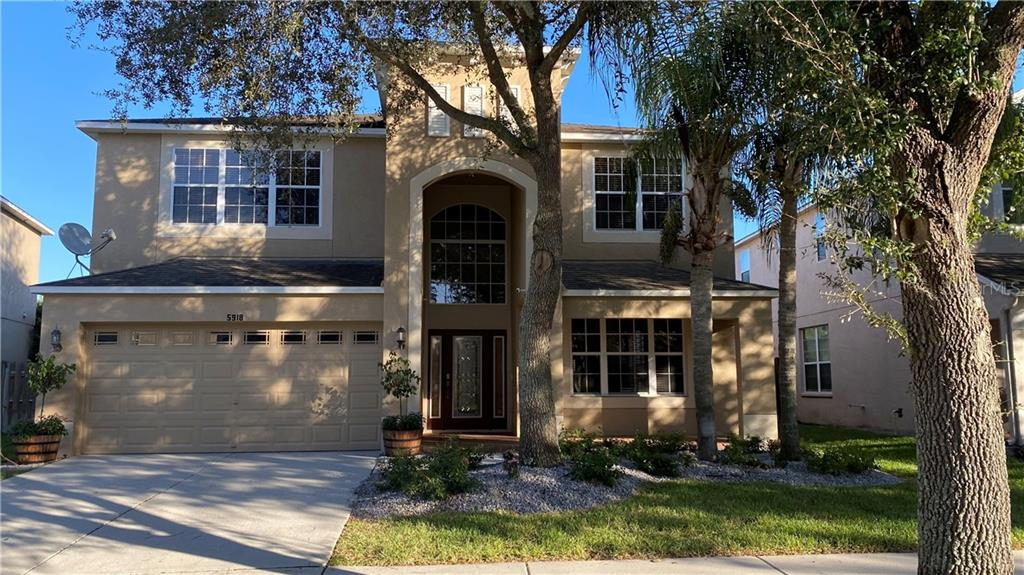 Pending | 5918 TULIP FLOWER  DRIVE RIVERVIEW, FL 33578 0