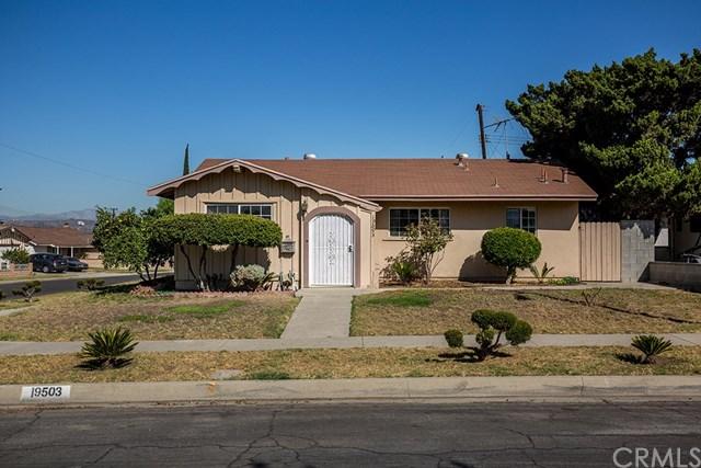 Closed   19503 Markstay Street Rowland Heights, CA 91748 0