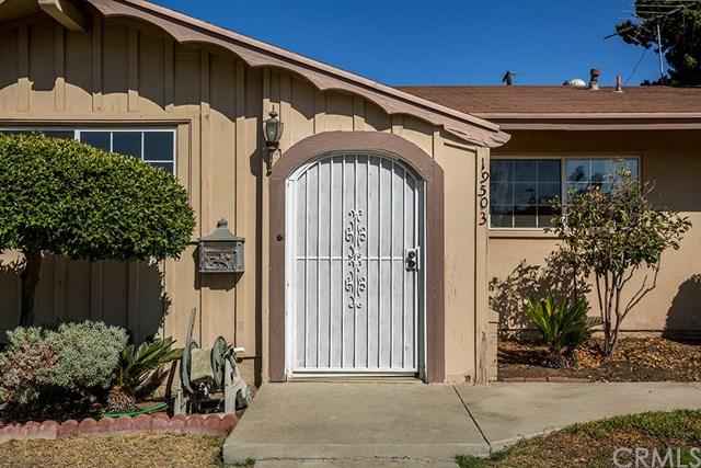 Closed   19503 Markstay Street Rowland Heights, CA 91748 5
