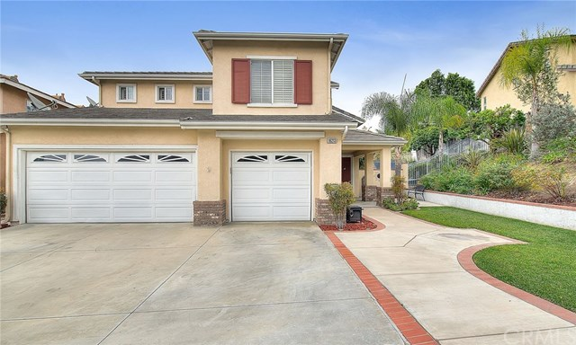 Closed | 16213 Shadow Mountain  Drive Chino Hills, CA 91709 0