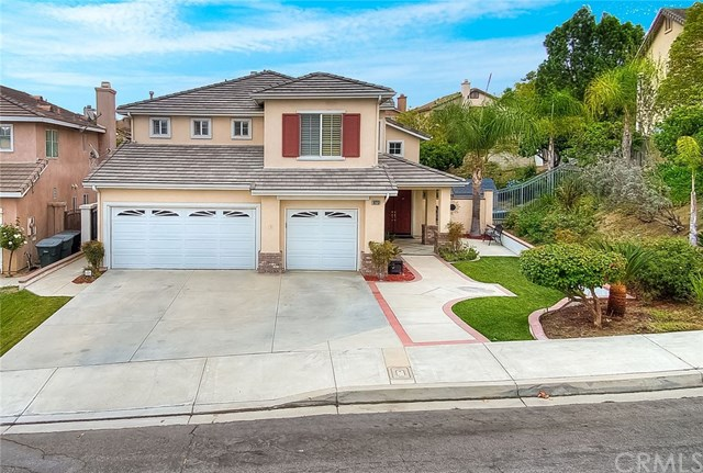 Closed | 16213 Shadow Mountain  Drive Chino Hills, CA 91709 2