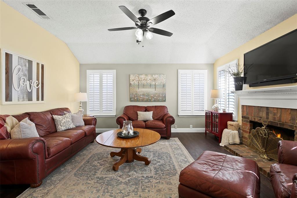 DFW Real Estate   101 Worchester Lane Allen, Texas 75002 8