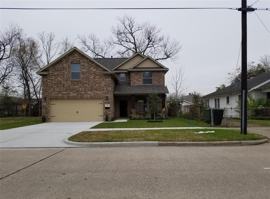 Active | 3427 Hadley Street Houston, TX 77004 7