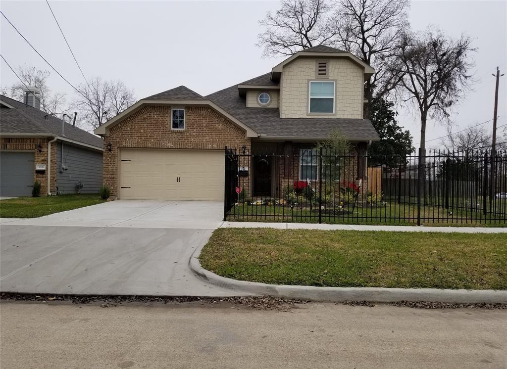 Active | 3427 Hadley Street Houston, TX 77004 9