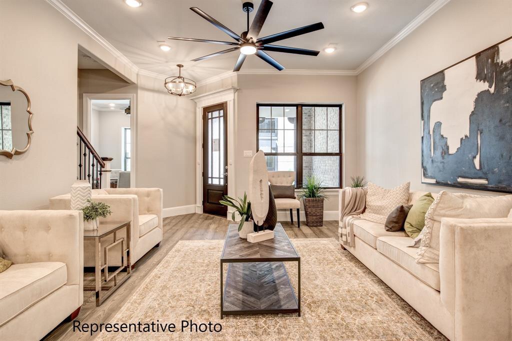 Active | 303 Sunset Lane #102 Fort Worth, Texas 76114 3