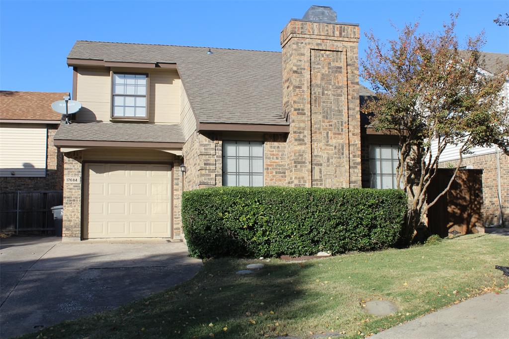 Active   17684 kelly  Boulevard Dallas, TX 75287 1