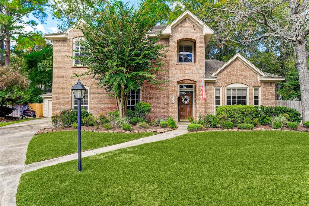 Active | 5439 Knoll Terrace  Drive Kingwood, TX 77339 0