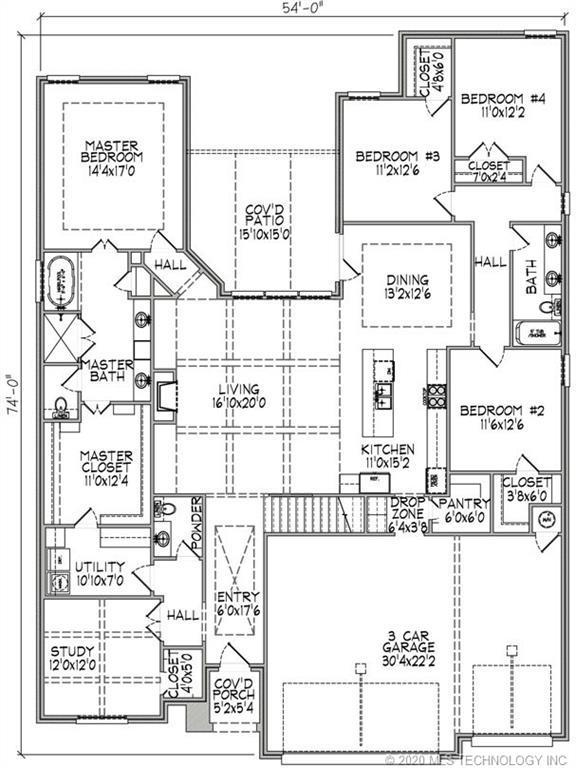 Active   3720 E 115th Place S Tulsa, OK 74137 1