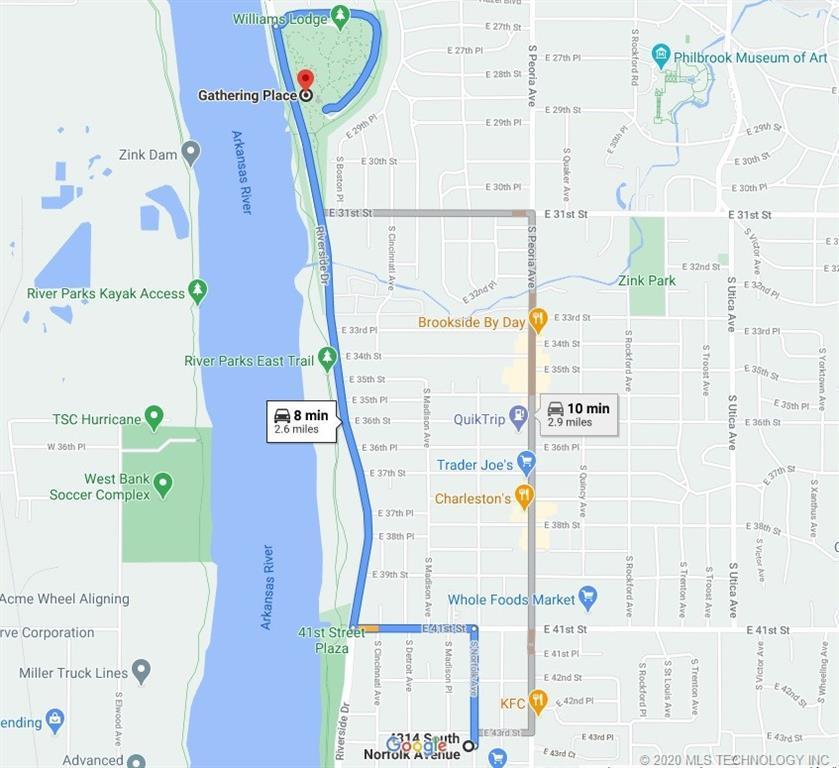 Active | 4314 S Norfolk Avenue Tulsa, OK 74105 15