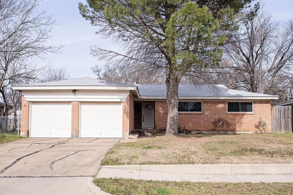 Sold Property | 341 James Lane Bedford, Texas 76022 1