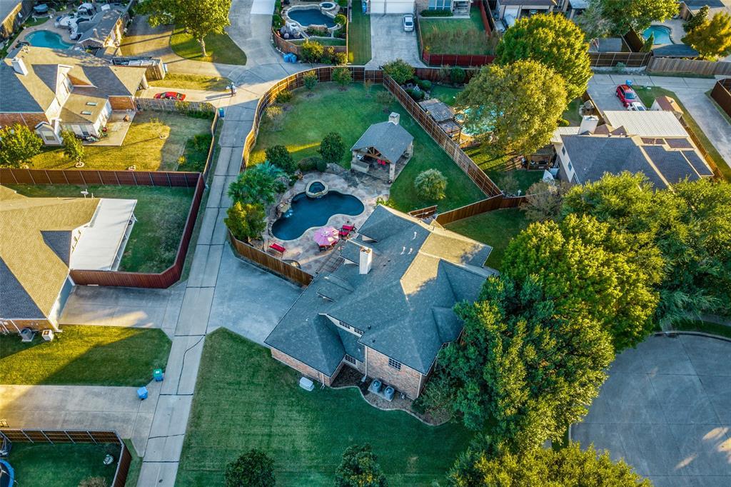 Sold Property | 1910 Chapel Cove Rowlett, Texas 75088 29
