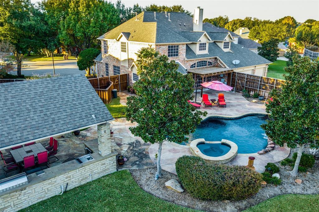 Sold Property | 1910 Chapel  Cove Rowlett, TX 75088 31