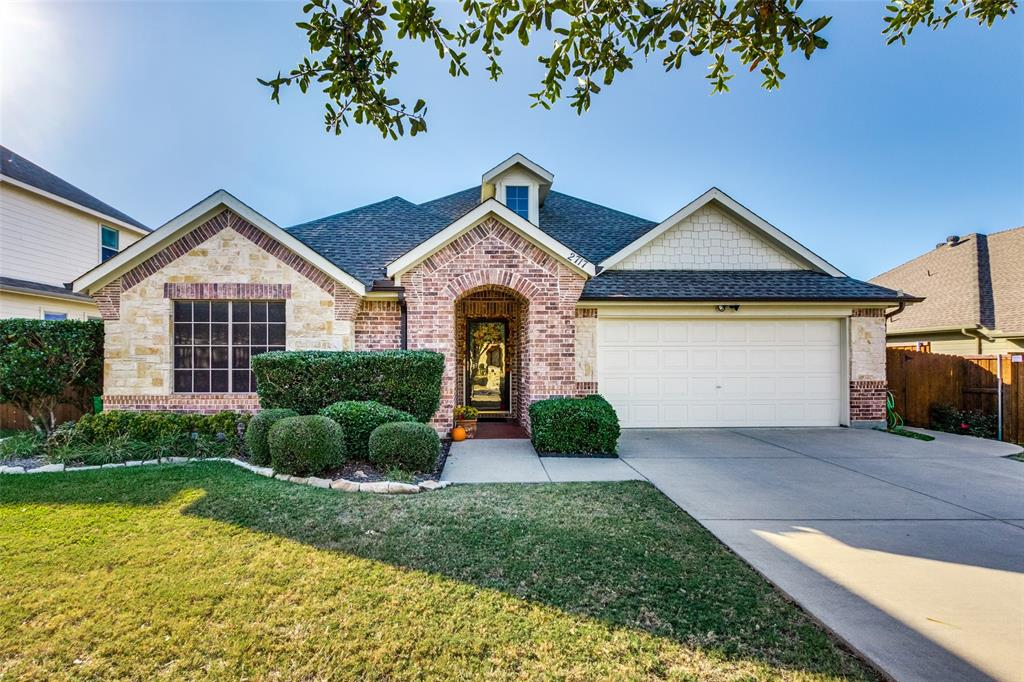 Sold Property | 2717 Clarendon Drive Denton, Texas 76207 0