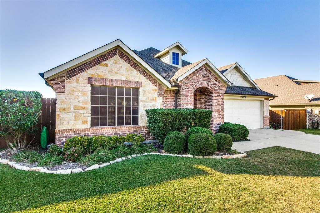 Sold Property | 2717 Clarendon  Drive Denton, TX 76207 1
