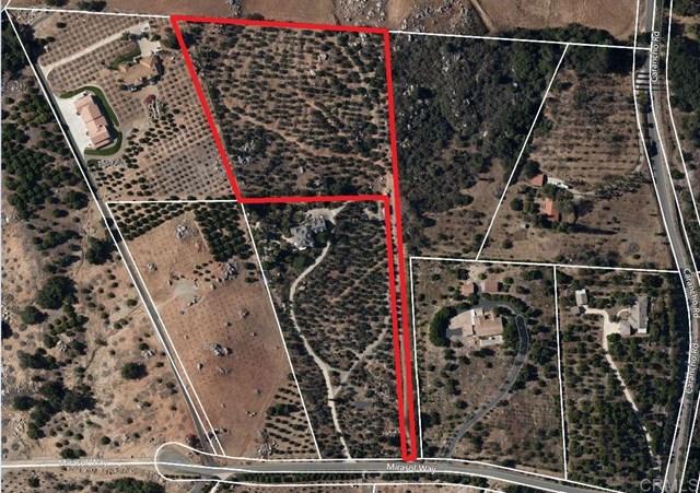 Closed | 0 Mirasol Way Temecula, CA 92590 0