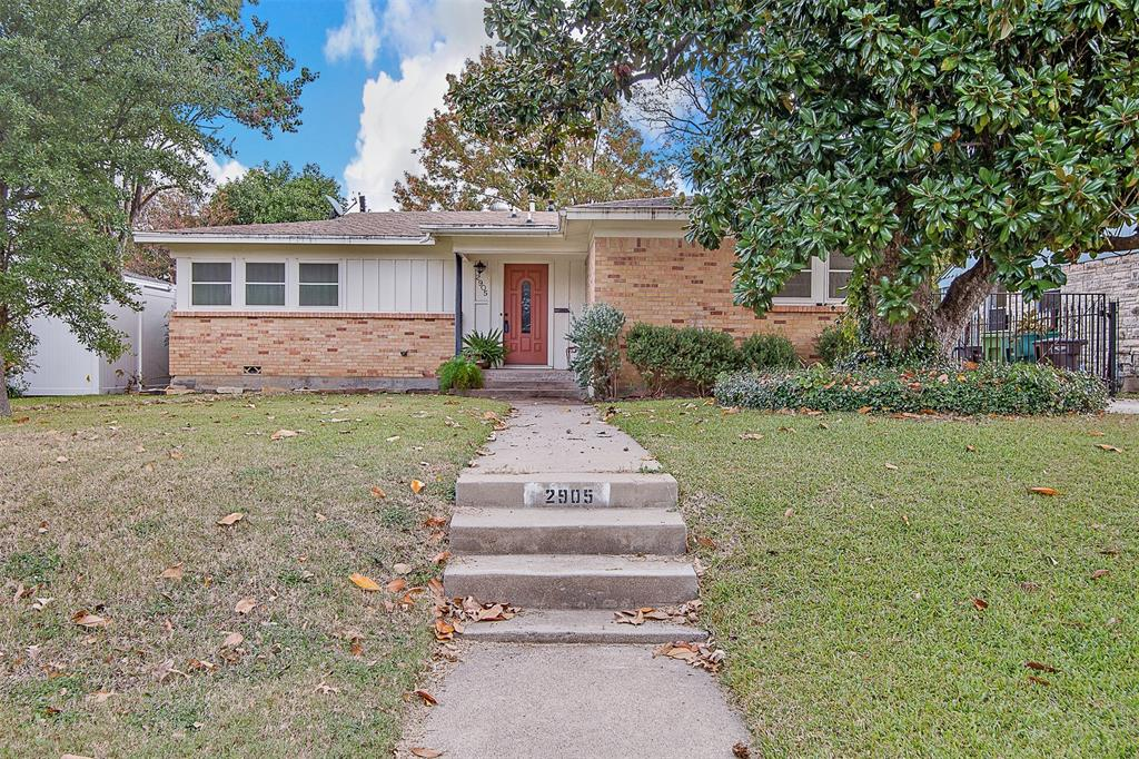 Active | 2905 Ryan Place Fort Worth, TX 76110 0