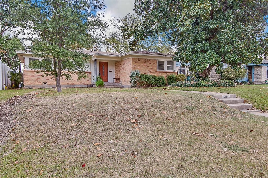Active | 2905 Ryan Place Fort Worth, TX 76110 2