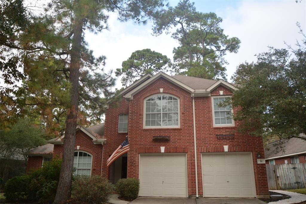 Active | 58 N Brooksedge  Circle The Woodlands, TX 77382 0
