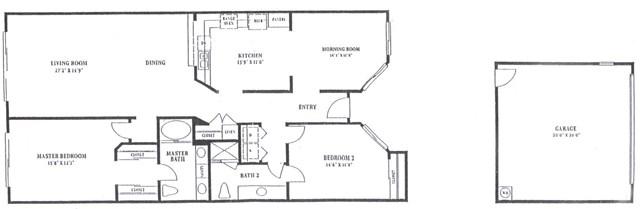 Active Under Contract | 54636 Oak Tree   #A102 La Quinta, CA 92253 21