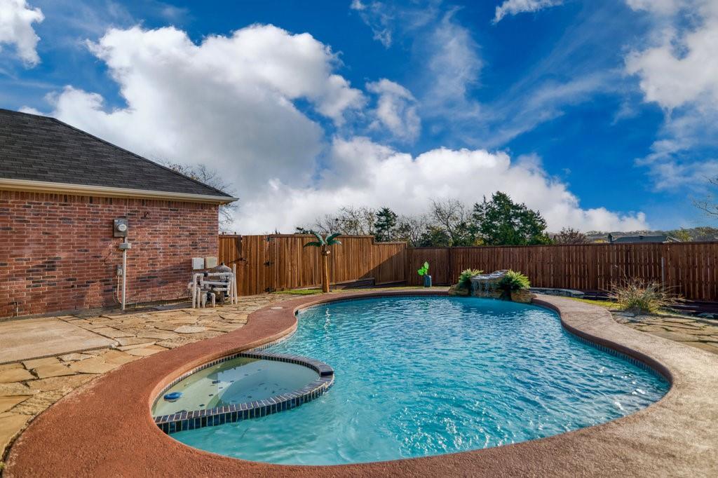 Active Option Contract | 1412 Bosher  Drive Cedar Hill, TX 75104 4