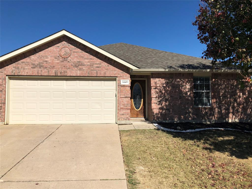 Active Option Contract | 1449 Waterford  Drive Little Elm, TX 75068 0