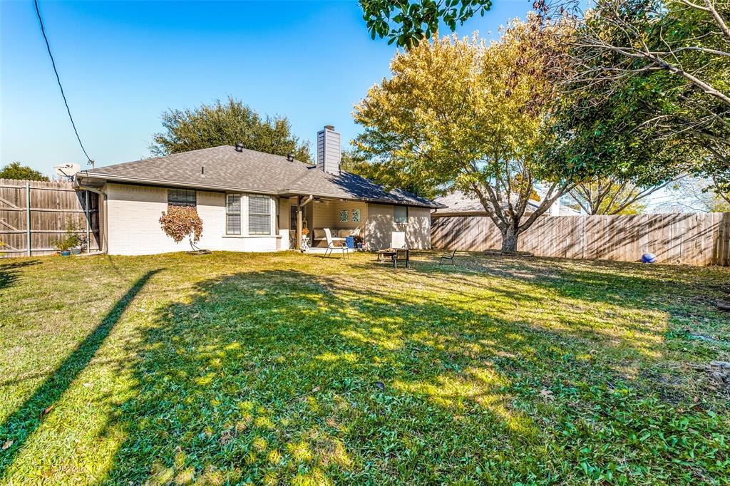 Active Option Contract | 1714 Hastings  Drive Mansfield, TX 76063 25