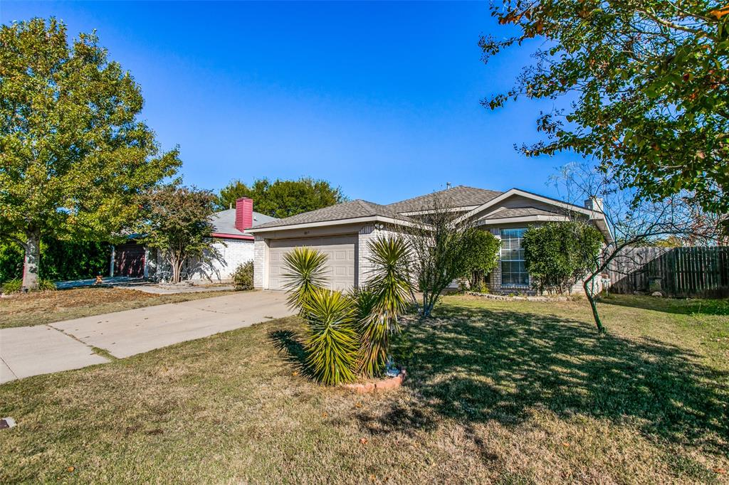 Active Option Contract | 1817 Cedar Tree  Drive Fort Worth, TX 76131 0