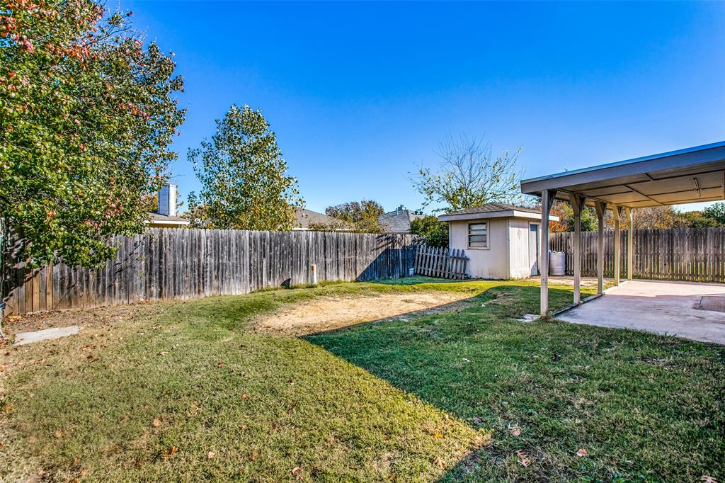 Active Option Contract | 1817 Cedar Tree  Drive Fort Worth, TX 76131 21