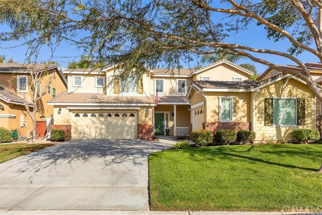 Closed | 13574 Rainier  Avenue Eastvale, CA 92880 34