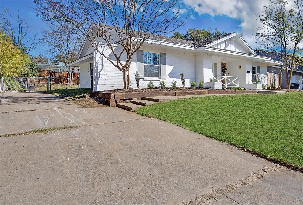 Active Option Contract   3428 Denbury  Drive Fort Worth, TX 76133 1