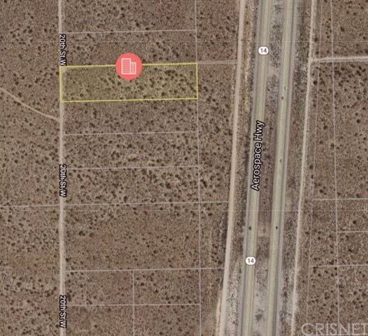 Active | 0 20th Street West Mojave, CA 93501 2