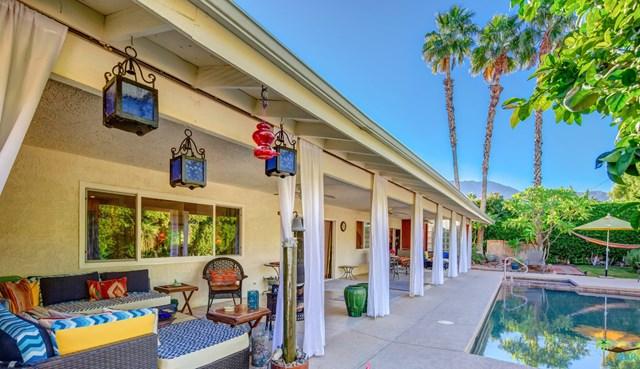 Closed | 2740 E Sandia Road Palm Springs, CA 92262 8