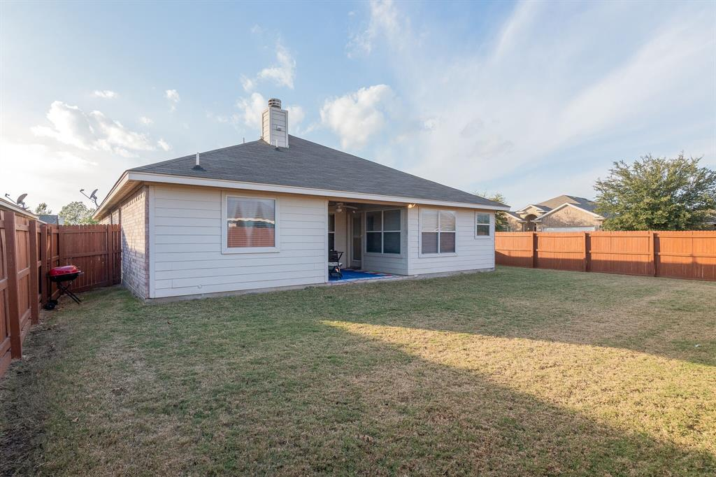 Active Option Contract | 8316 Mule Deer  Run Fort Worth, TX 76179 24