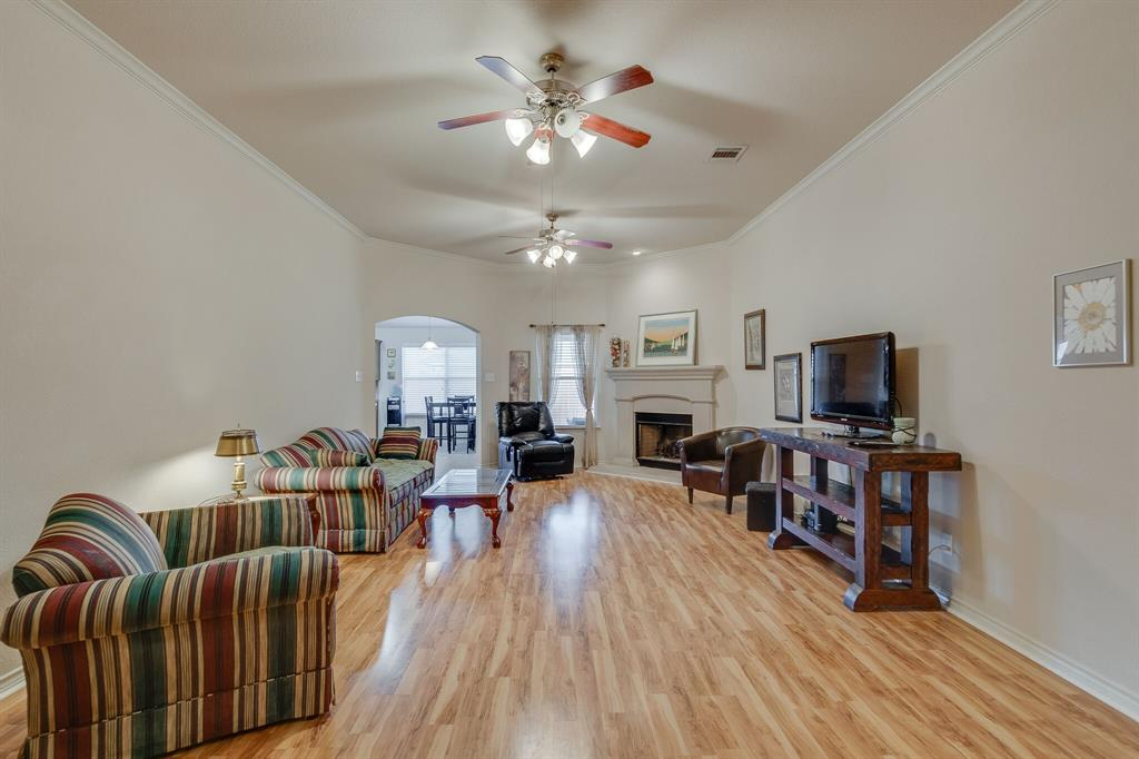 Active Option Contract | 8316 Mule Deer  Run Fort Worth, TX 76179 3