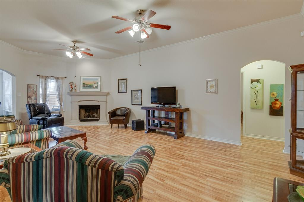 Active Option Contract | 8316 Mule Deer  Run Fort Worth, TX 76179 4