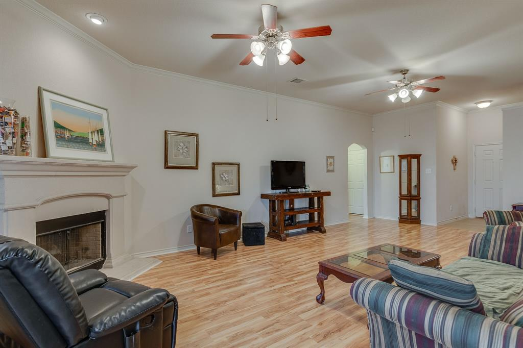 Active Option Contract | 8316 Mule Deer  Run Fort Worth, TX 76179 6