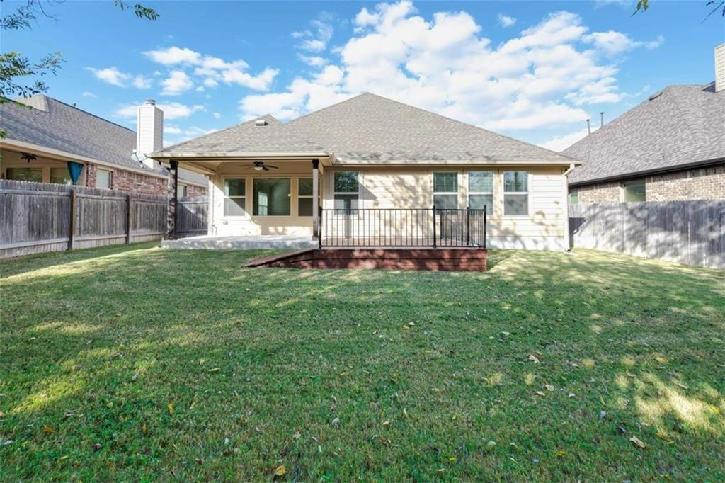 Active Under Contract | 1811 Grebe  Drive Pflugerville, TX 78660 37