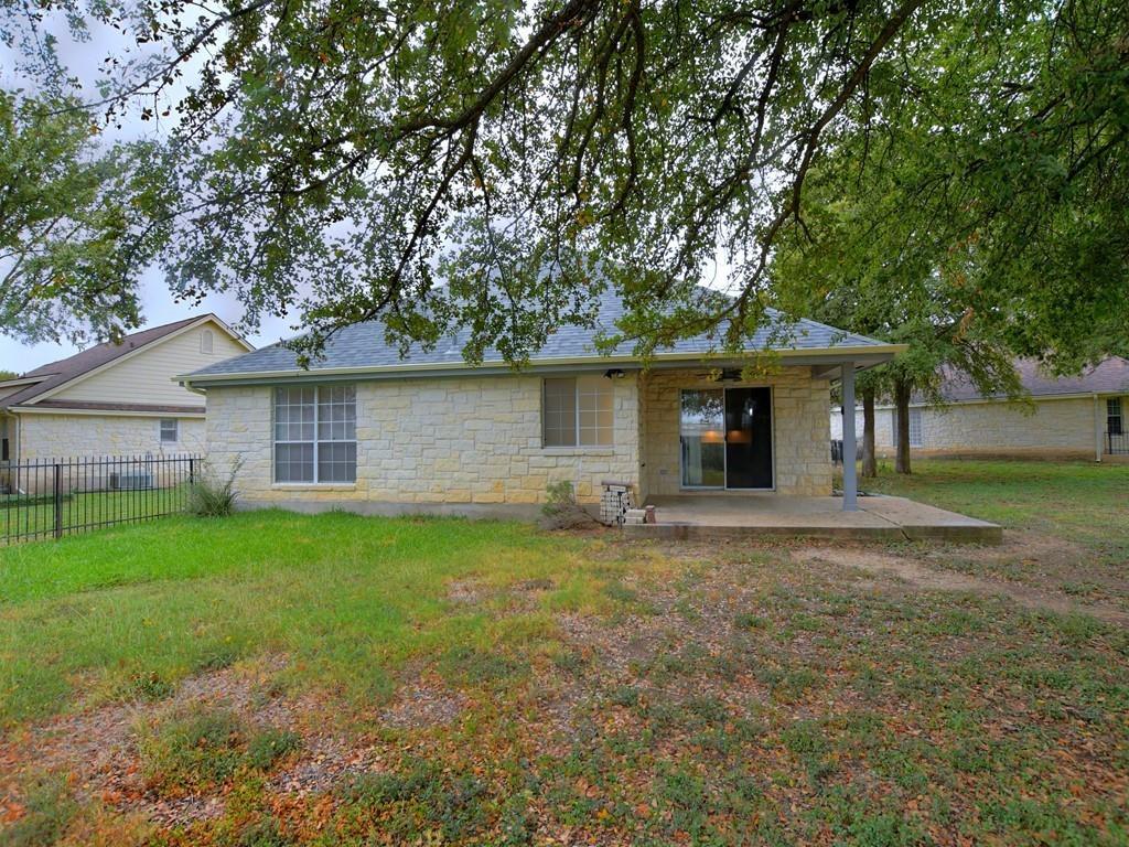 Active Under Contract | 144 Melissa  Court Georgetown, TX 78628 19