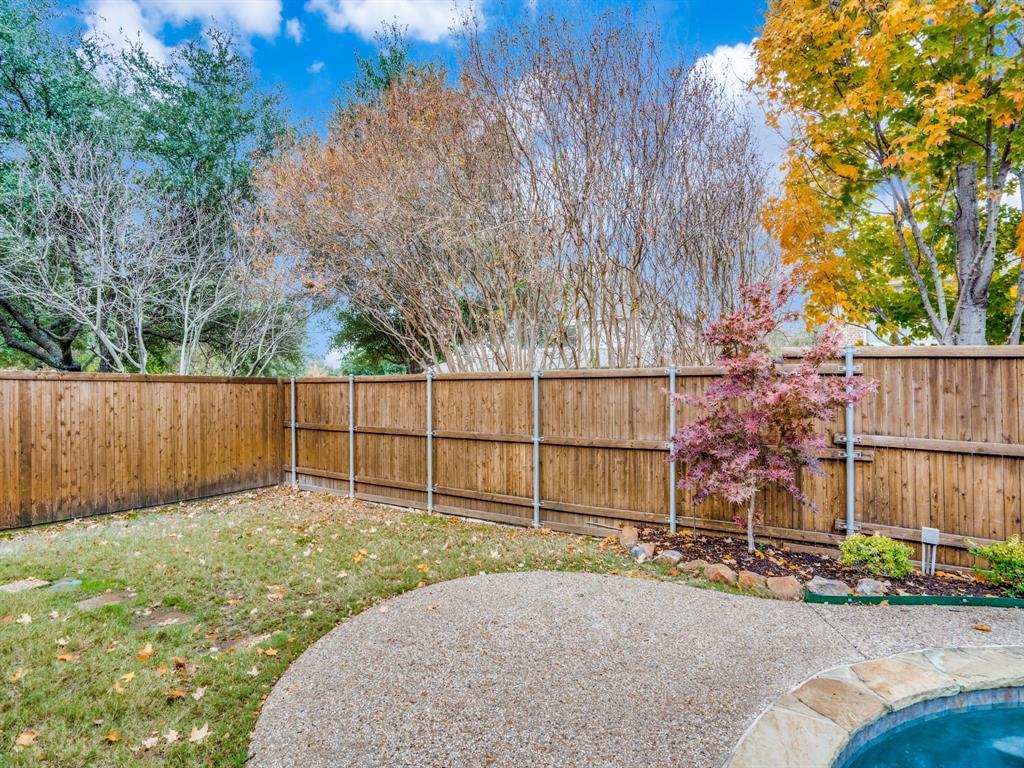 Active Option Contract | 2120 Whitney  Lane McKinney, TX 75072 32