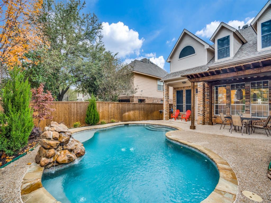 Active Option Contract | 2120 Whitney  Lane McKinney, TX 75072 35