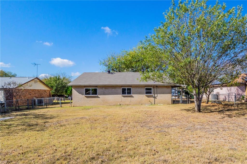 Active Under Contract | 1113 Long Meadow  Drive Round Rock, TX 78664 20