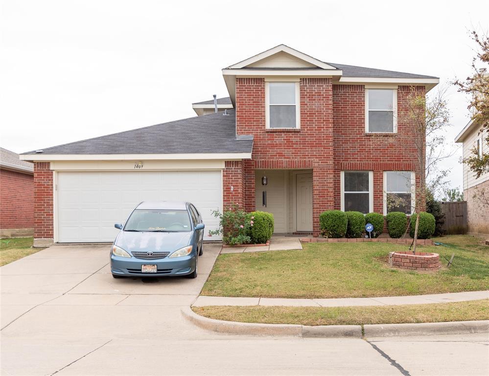 Leased   1409 Ridgecrest  Drive Little Elm, TX 75068 0