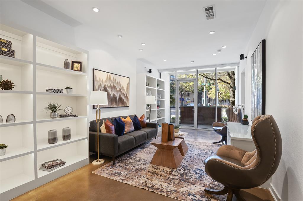 Sold Property | 2950 Mckinney Avenue #101 Dallas, Texas 75204 1
