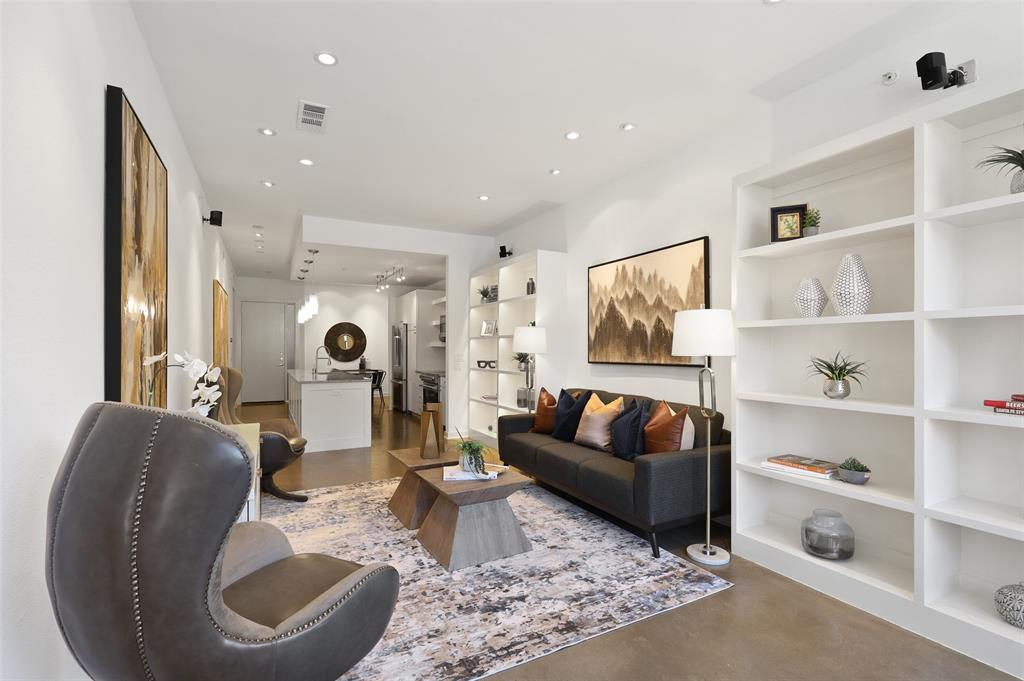 Sold Property | 2950 Mckinney Avenue #101 Dallas, Texas 75204 3
