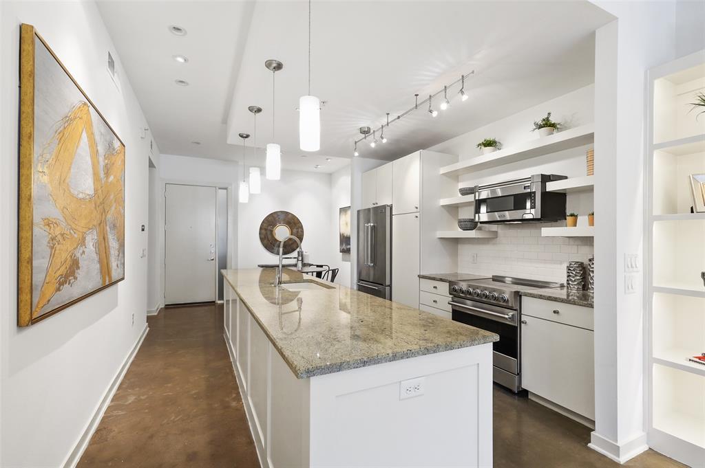 Sold Property | 2950 Mckinney Avenue #101 Dallas, Texas 75204 6