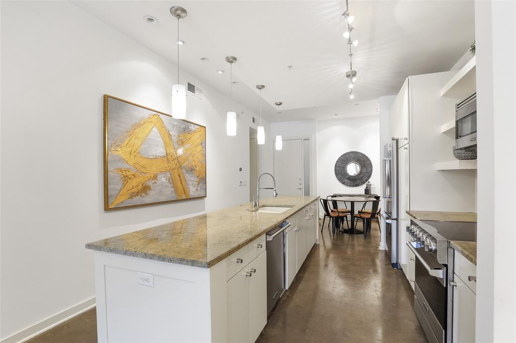 Sold Property | 2950 Mckinney Avenue #101 Dallas, Texas 75204 8