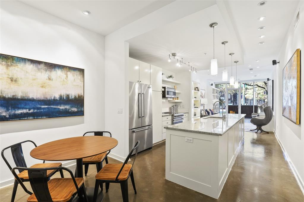 Sold Property | 2950 Mckinney Avenue #101 Dallas, Texas 75204 10