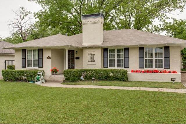 Sold Property | 6340 Marquita Avenue Dallas, Texas 75214 0